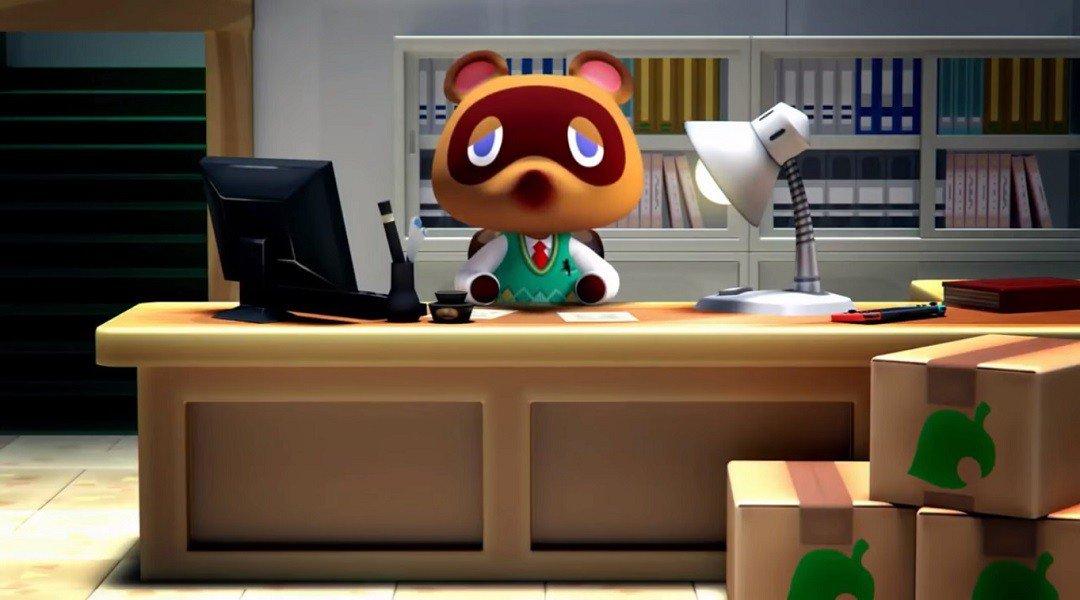 Animal Crossing Diumumkan Untuk Nintendo Switch