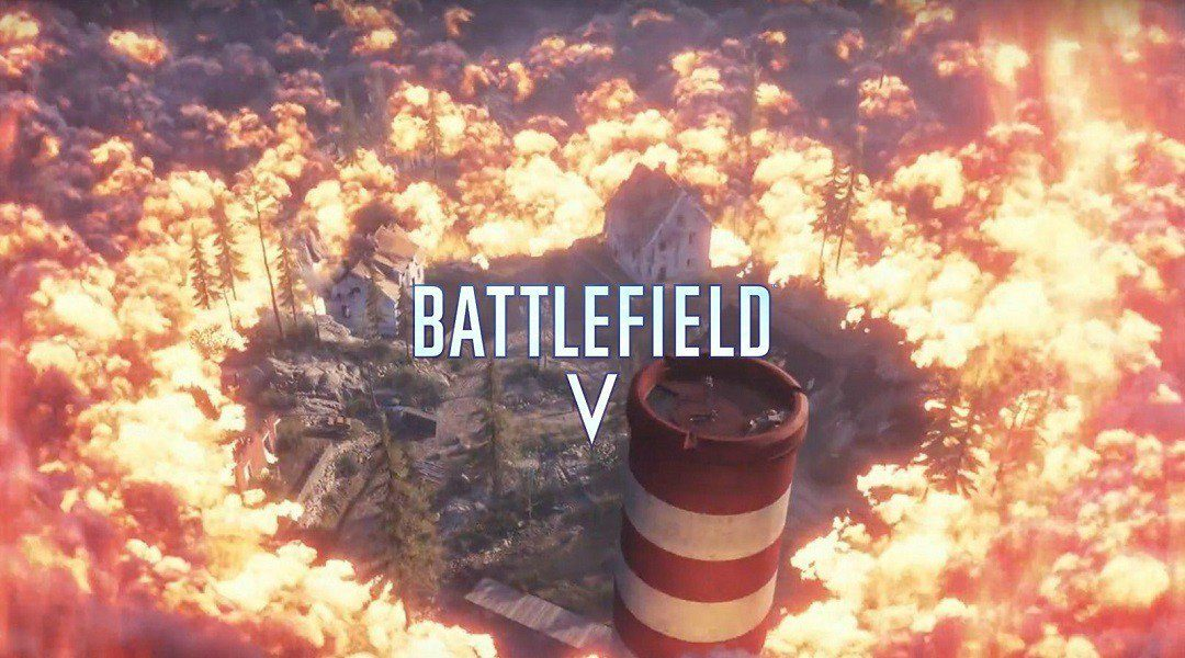 Battlefield V Battle Royale Gameplay Rilis Detailnya