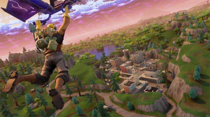Sony Menjelaskan Kenapa Fortnite Tidak Mendukung Cross-Play