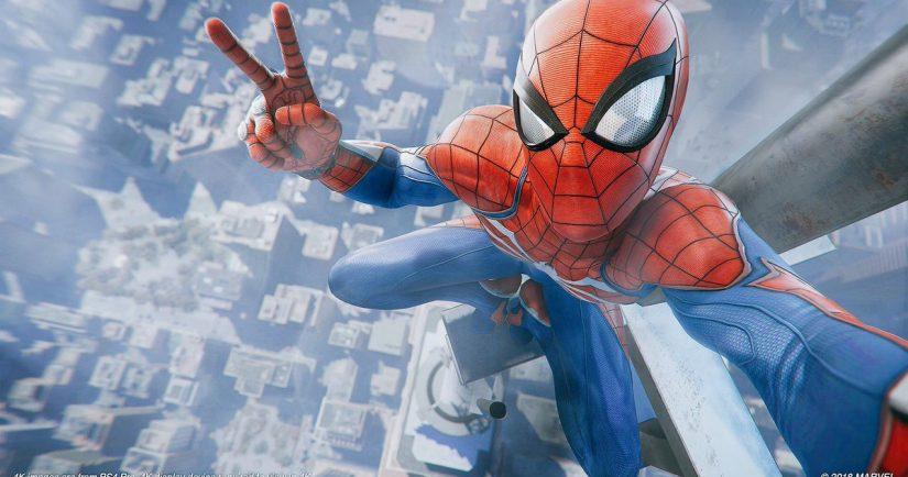 Spider-Man Terjumlah Dengan Jumlah Yang Menajubkan