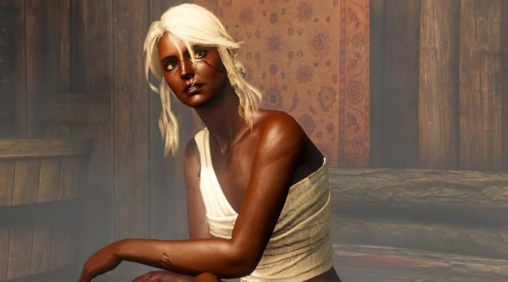 The Witcher 3 Mendapatkan Mod Diinspirasi Dari Kontroversi Netflix