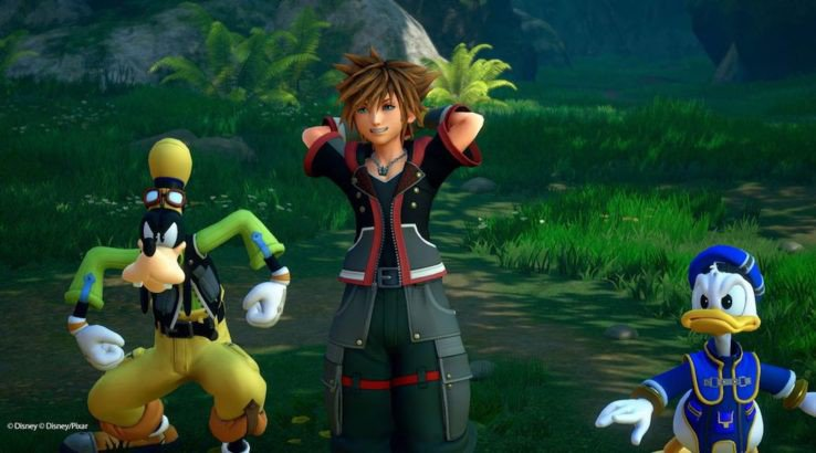 Kingdom Hearts 3 Dapat Dimainkan di Event X018