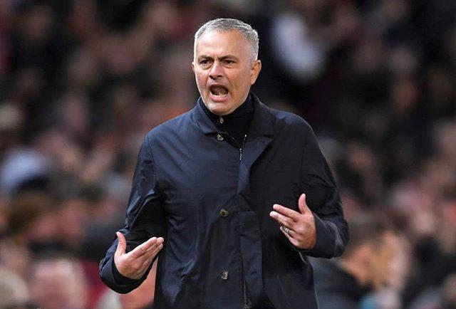 Manchester United Mulai Tegas Untuk Jose Mourinho Empat Besar Atau Dipecat