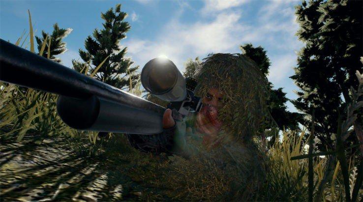 PUBG Akan Datang Ke PS4 Bulan Depan