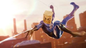 Kostum Fantastic Four Spider-Man PS4 Keluar Hari Ini