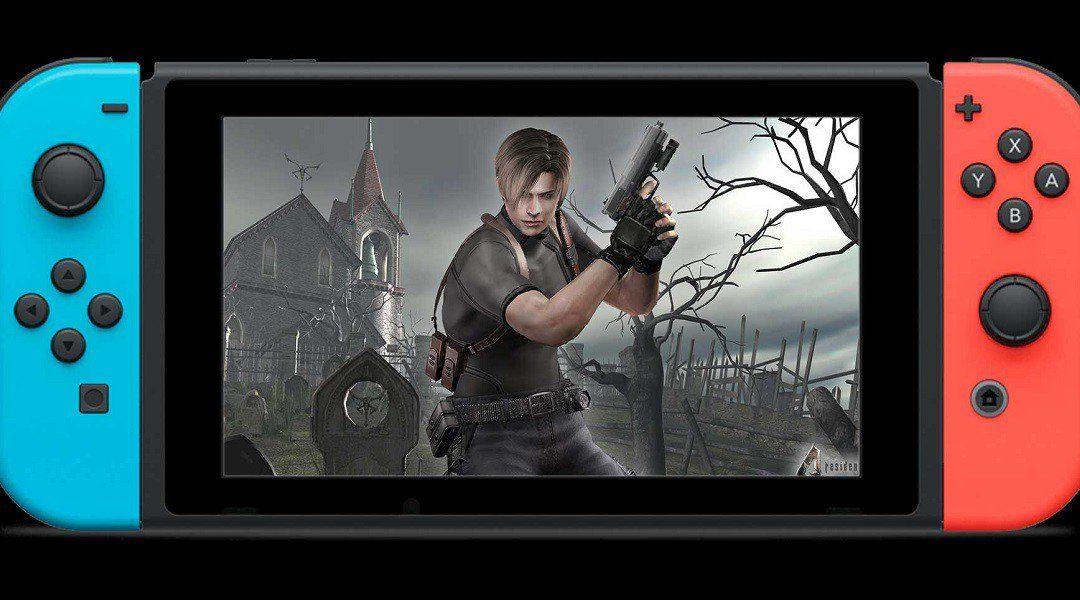 Resident Evil 0 1 Dan 4 Mendapatkan Tanggal Rilis Untuk Switch