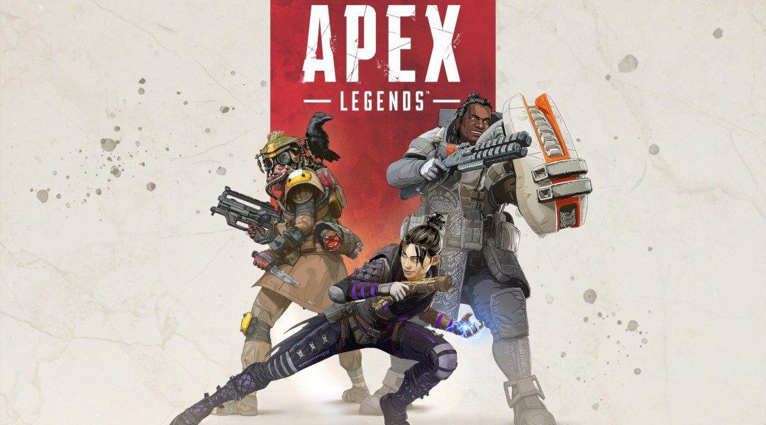 Apex Legends Games Battle Royale Free-to-Play Titanfall Sudah Keluar