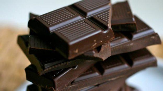Dampak Baik Makan Cokelat