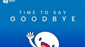 BBM Blackberry Messenger Akan Ditutup