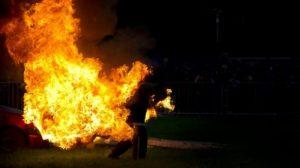 Gadis 16 Tahun di Pakistan Gara Tolak Nikah Sang Kekasih Langsung Membakarnya
